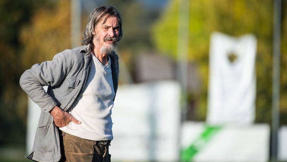 Le nouvel entraîneur de l'AS Vallée Daniel Chassot a «trouvé des gars sympas» à La Brévine.
