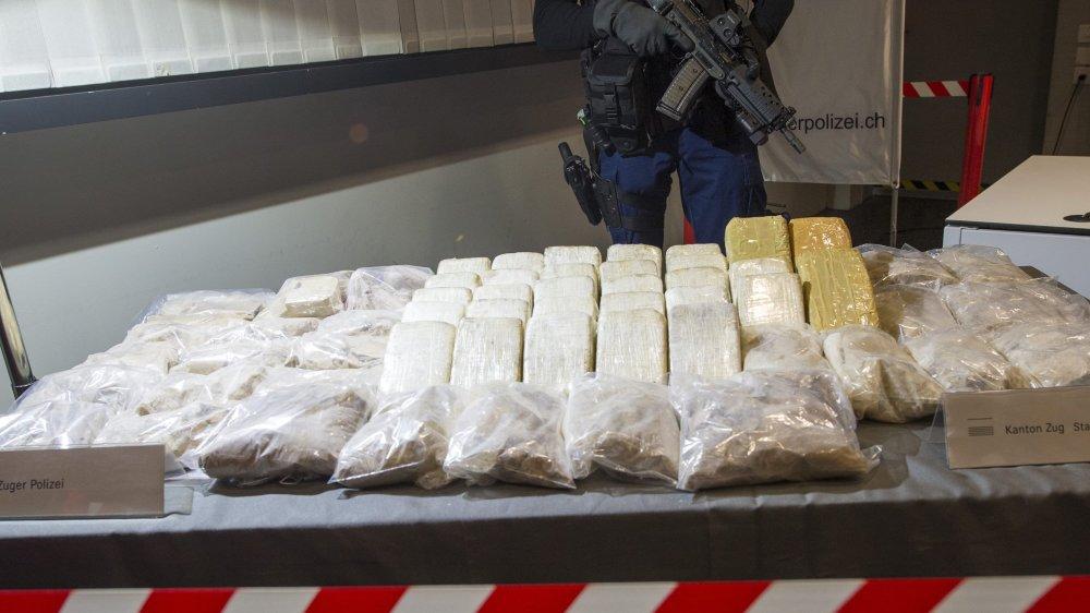 La saisie de 120 kilos de cocaïne dans le port de Brême a été l'élément déclencheur de l'enquête.