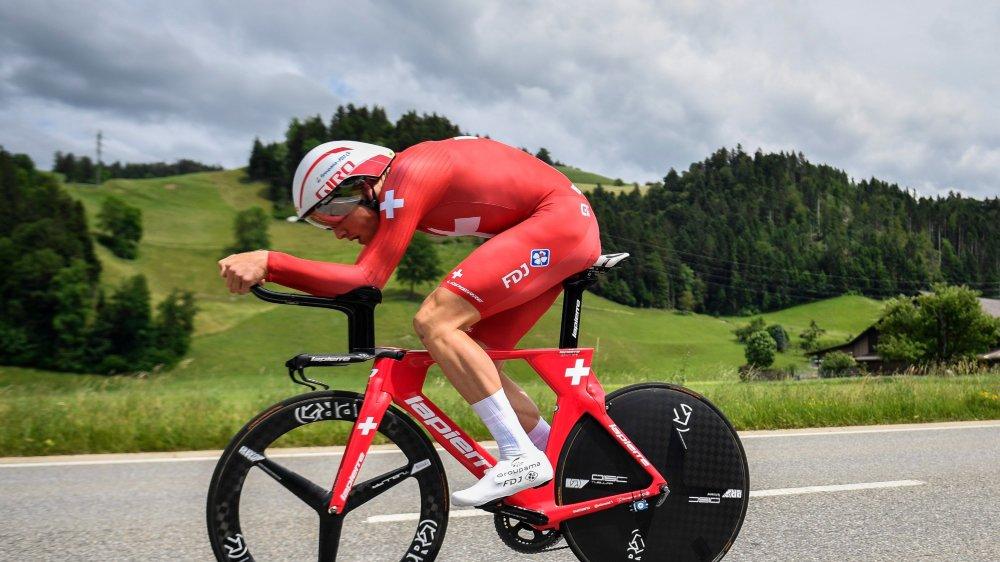 Stefan Küng décrochera-t-il sa première médaille mondiale individuelle sur le chrono, en Grande-Bretagne?