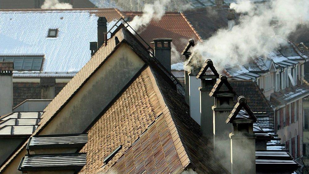 Pour bien montrer tout le chemin qui reste à parcourir, la conseillère fédérale Simonetta Sommaruga a rappelé qu'«aujourd'hui encore,  deux tiers des bâtiments sont chauffés au mazout».