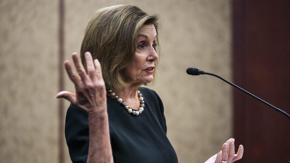 Nancy Pelosi vient de lancer une bombe à retardement aux effets politiques incalculables.