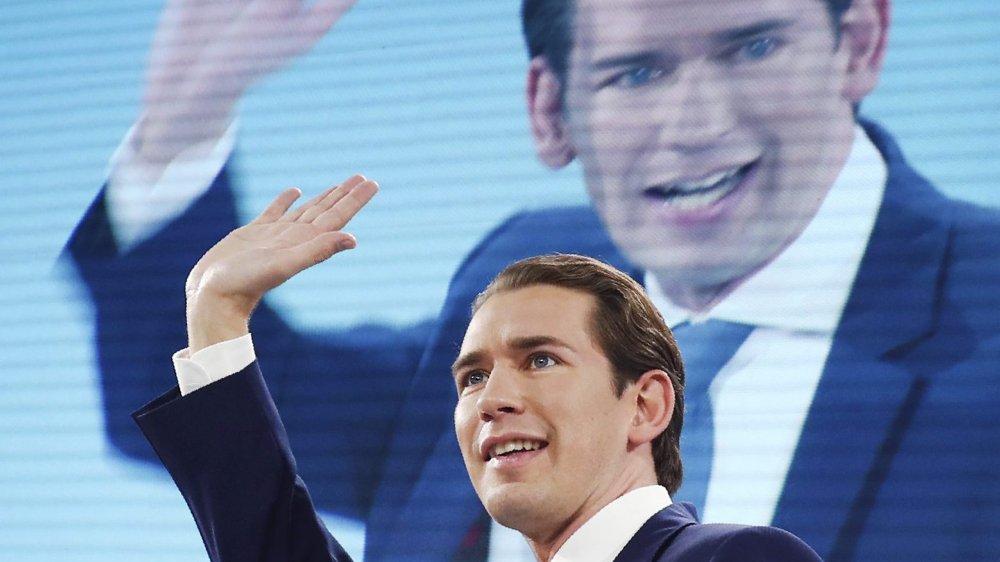 Sebastian Kurz tient sa revanche et se retrouve en position de force face aux autres prétendants au pouvoir.