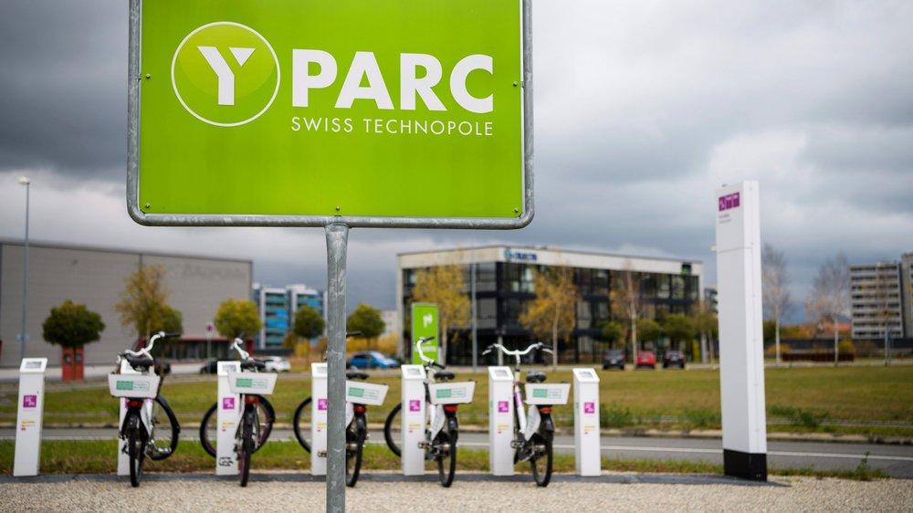 Dans quelques mois, plusieurs dizaines de personnes prendront progressivement leurs quartiers dans l'Y-Parc, quartier d'Yverdon où se concentrent les entreprises innovantes.