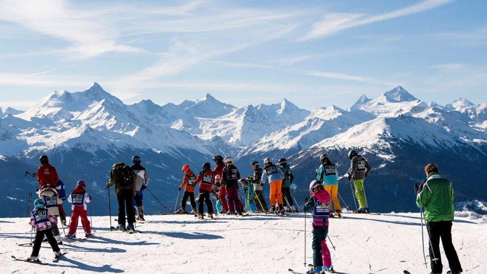 Dès la saison prochaine, il ne sera plus possible d'aller skier à Crans-Montana avec le Magic Pass.