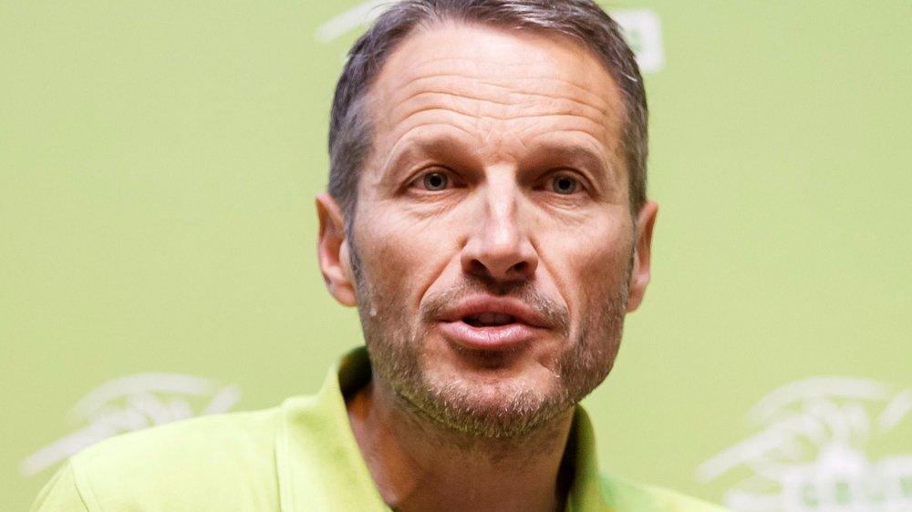 Le municipal sédunois Christophe Clivaz a les faveurs de la cote pour être le premier Vert valaisan à être élu au Conseil national.