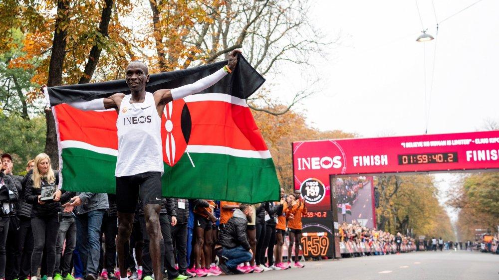 Si Eliud Kipchoge a pu courir un marathon en moins de deux heures, c'est en grande partie grâce à la structure mise en place par Ineos.