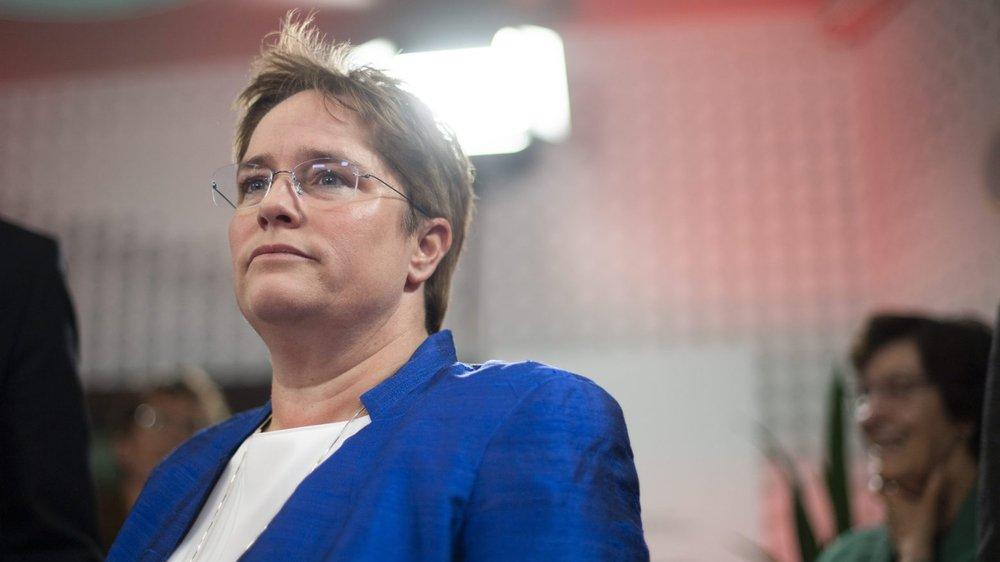 La victoire de Magdalena Martullo-Blocher dans les Grisons ne cache pas des résultats en demi-teinte pour l'UDC.