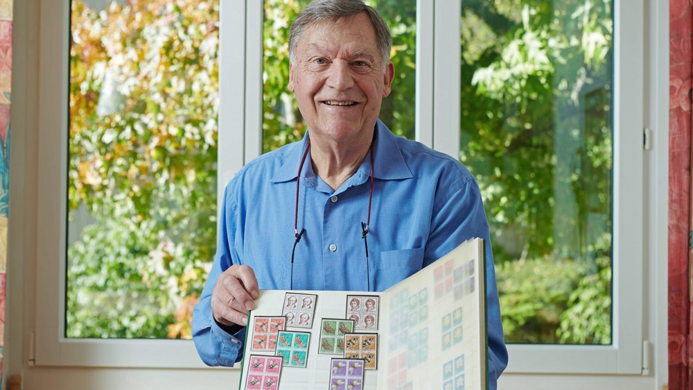 Philippe Schaer, instituteur retraité, a travaillé comme bénévole pour Pro Juventute durant plus de 40 ans.