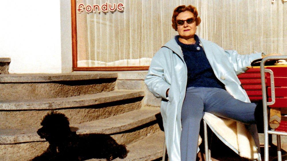 Composé uniquement d'images d'archives, «Madame» instaure un dialogue passionnant entre Stéphane et sa grand-mère Caroline.
