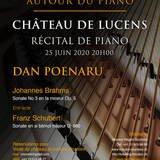 Nuits classiques autour du Piano - Récital