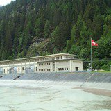 Visite de la centrale hydroélectrique