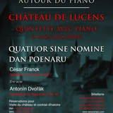 Nuits classiques autour du Piano - Quinette