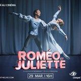Ballet du Bolchoï :Roméo et Juliette de Ratmansky