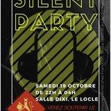Silent Party du FC Le Locle