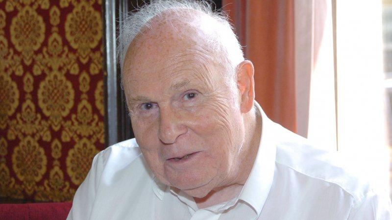 Bâlois d'origine, Hermann Widmer, ici en 2004, s'est éteint après plus de 60 ans passés au Locle.
