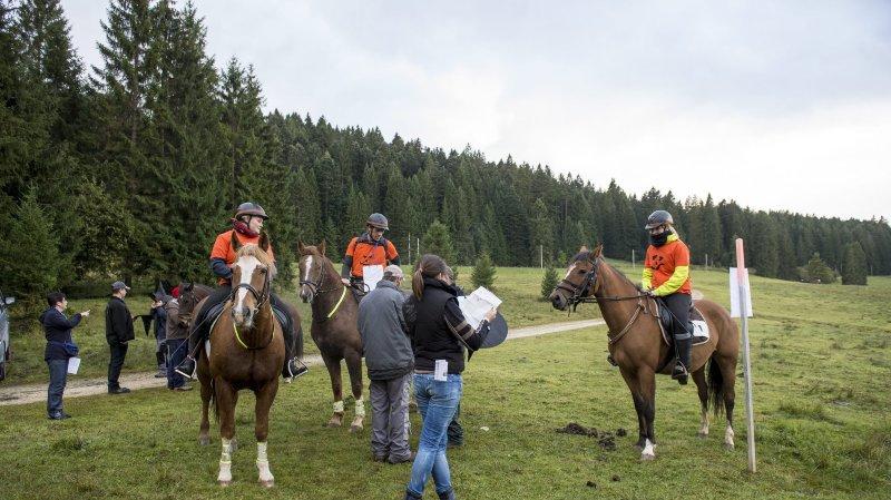 500 cavaliers attendus à Saignelégier samedi pour le 16e Franches Equi Trail