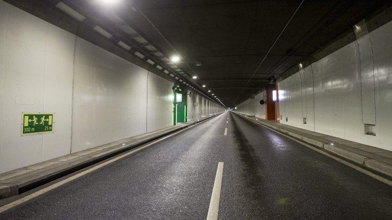 Fermeture nocturne de l'autoroute entre Areuse et Marin