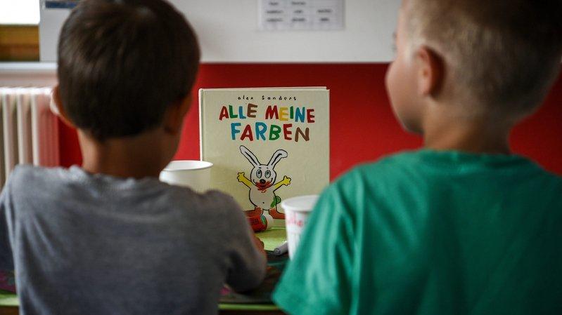 Neuchâtel: Prima, le programme d'immersion dans la langue allemande, manque d'enseignants spécialisés
