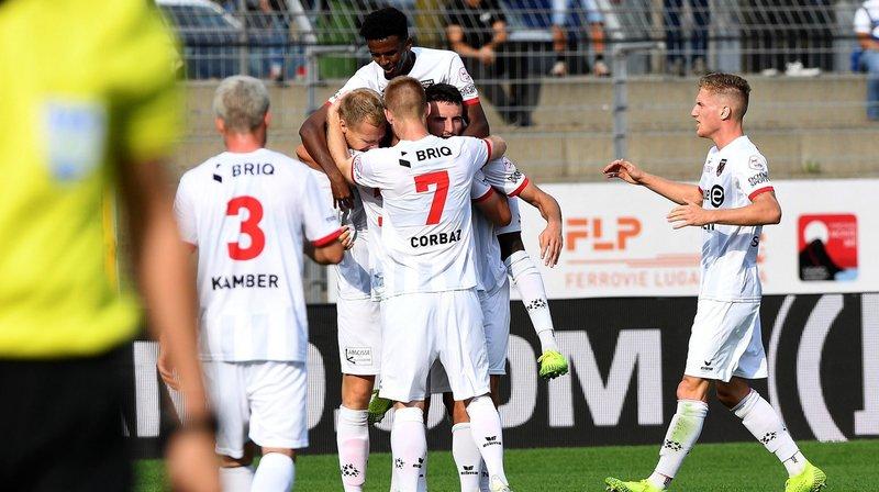 Lugano – Xamax 0-1: ce qu'il faut retenir