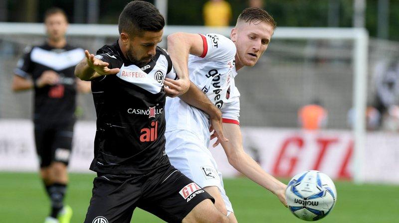 A  Lugano, jeu puis abnégation offrent à Neuchâtel Xamax son premier succès