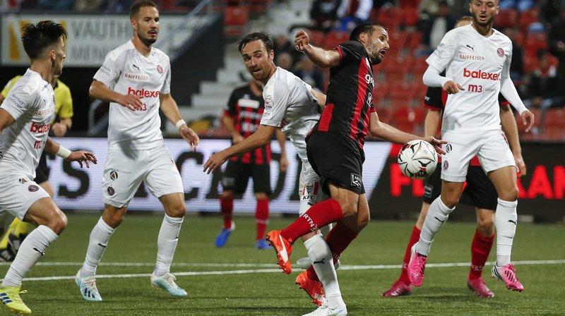 Xamax – Servette 2-2: la quête du match plein