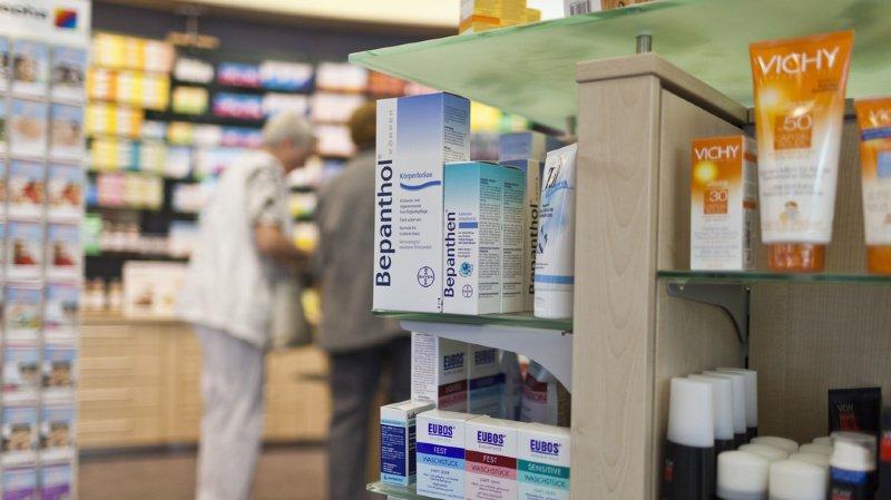 Une pharmacie de Bienne a été la cible d'un brigandage mercredi matin.
