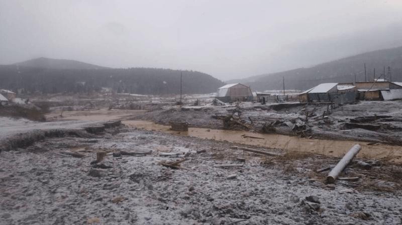 Sibérie: un barrage s'effondre, au moins 15 morts et 6 disparus