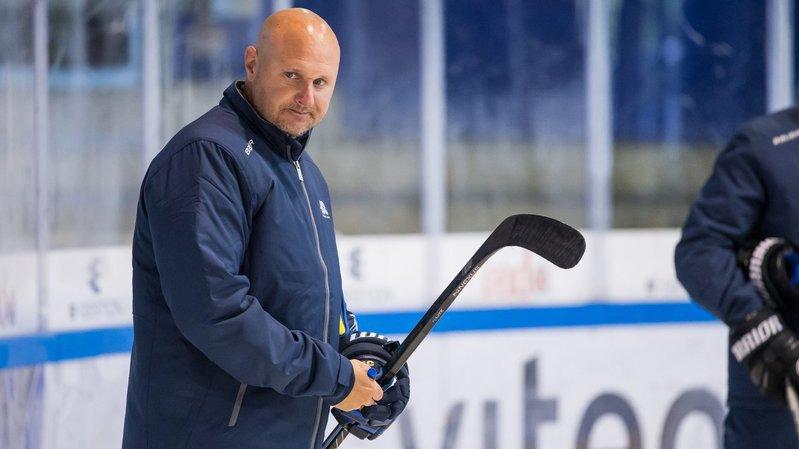 Mikael Kvarnström, l'entraîneur suédois du HCC, ne remet pas en question sa façon de fonctionner pour l'instant.