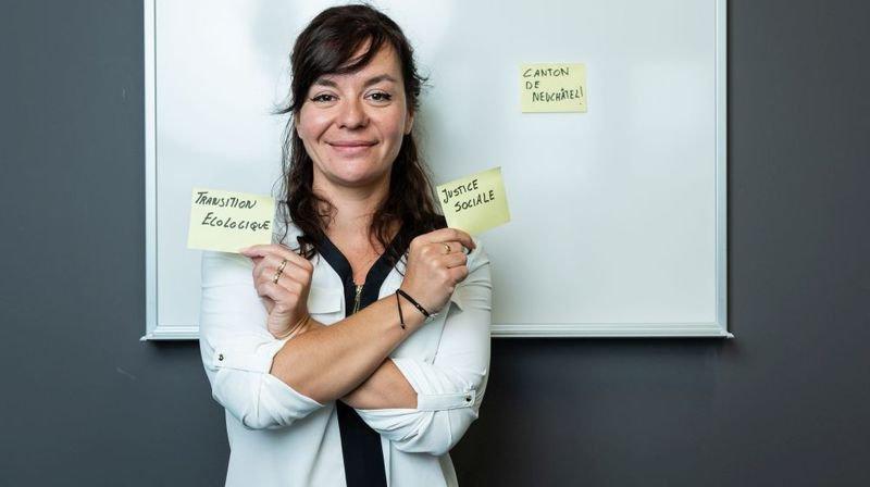 Silvia Locatelli: «Le système ne nous permet pas d'agir seuls»
