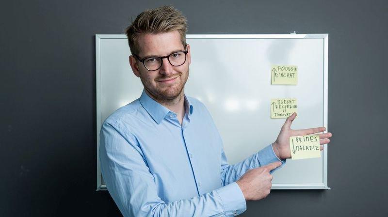 Baptiste Hurni: «Le canton a vraiment une carte à jouer»