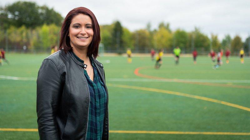 Foot féminin: les nombreux défis de Susanna Castagna