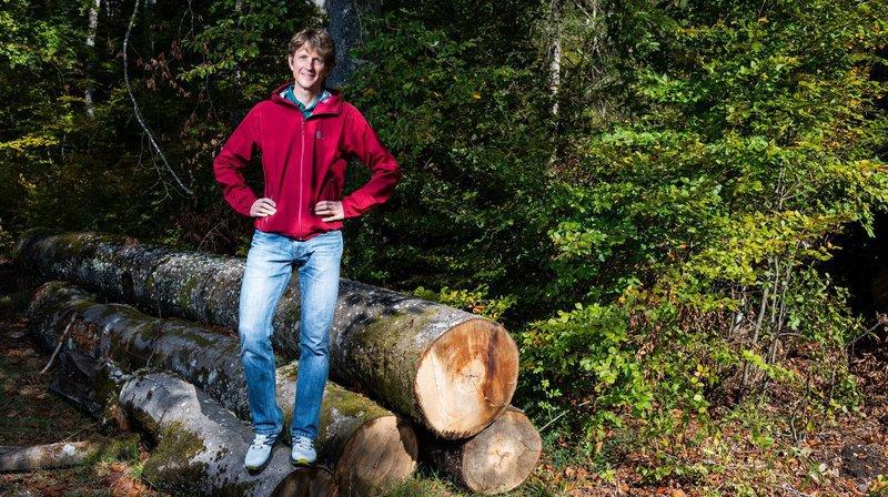 Marc Lauenstein, un funambule qui jongle entre famille, sport et boulot