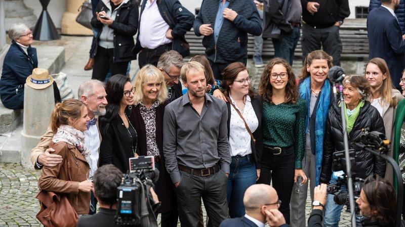Les Verts neuchâtelois font une razzia aux élections fédérales