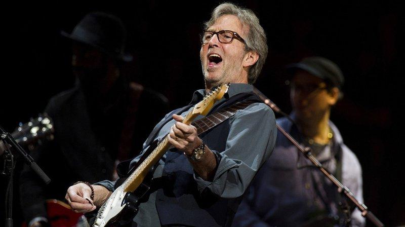 Eric Clapton fête ses 50 ans de sa carrière solo.