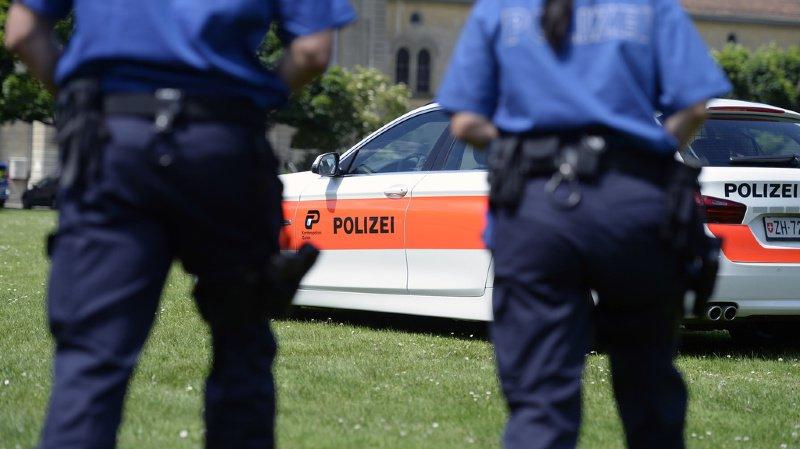 Les policiers zurichois ont dû négocier durant près de 5 heures avec le forcené (illustration).