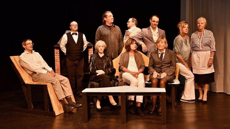 Neuchâtel-Serrières: le théâtre Tumulte s'attaque aux «Dix petits nègres» d'Agatha Christie
