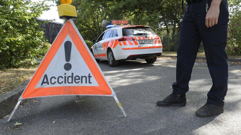 L'enquête a été confiée aux policiers de la Brigade routière et accidents.