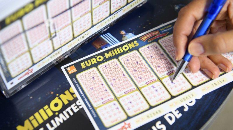 Euro Millions: toujours pas de gagnant pour le jackpot de 208 millions