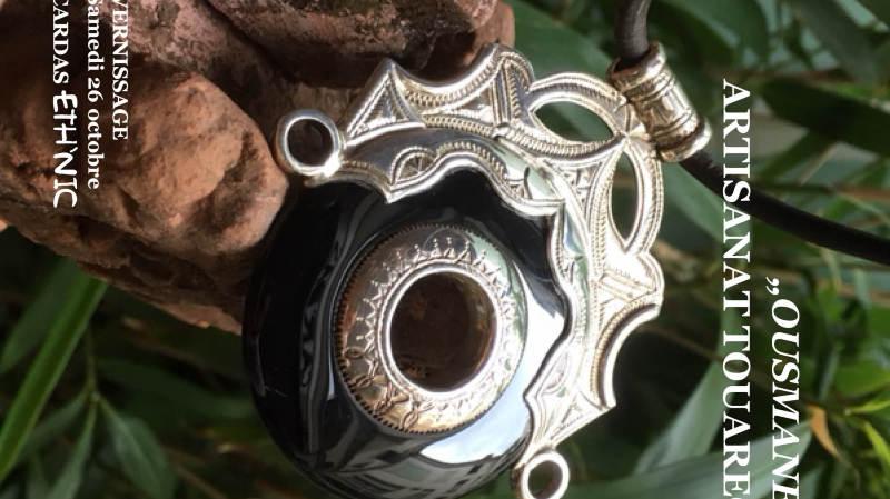 Exposition - Vente de bijoux touareg