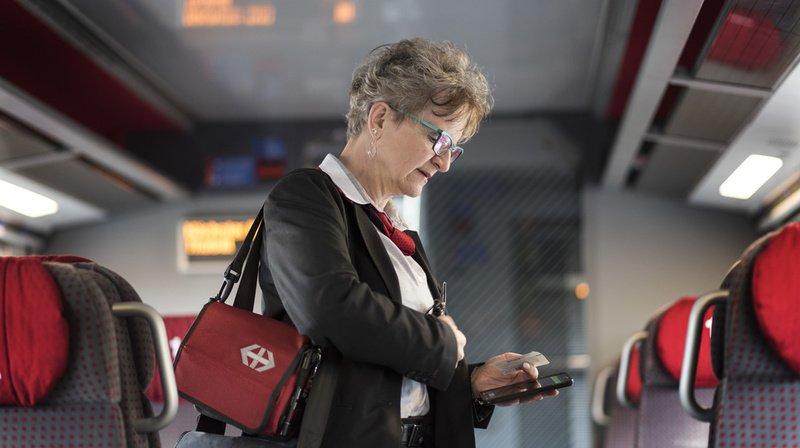 CFF: il y a de moins en moins de contrôleurs de trains et de plus en plus de passagers