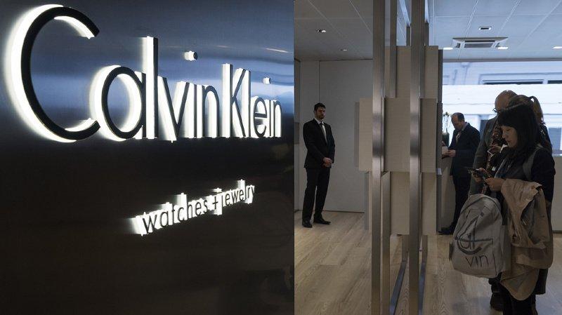Swatch Group annonce mardi sa décision de laisser expirer le contrat de licence avec Calvin Klein.