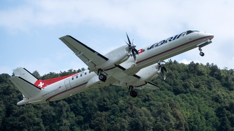 Suspension des vols d'Adria Airways: les liaisons entre Zurich et Lugano affectées
