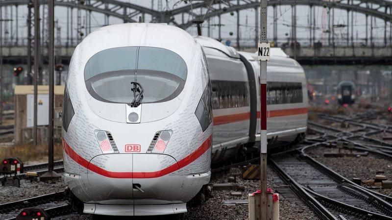 Les deux projets finaliseront le raccordement de la Suisse orientale au réseau ferroviaire à grande vitesse. (Illustration)