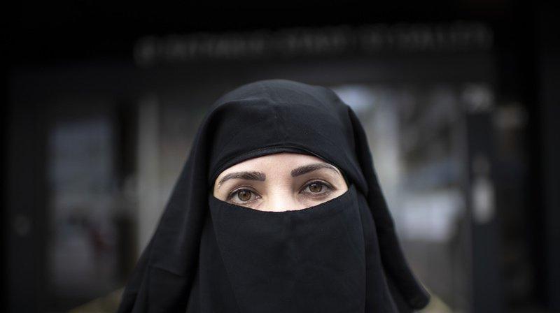 Interdiction de la burqa: les Etats rejettent l'initiative populaire