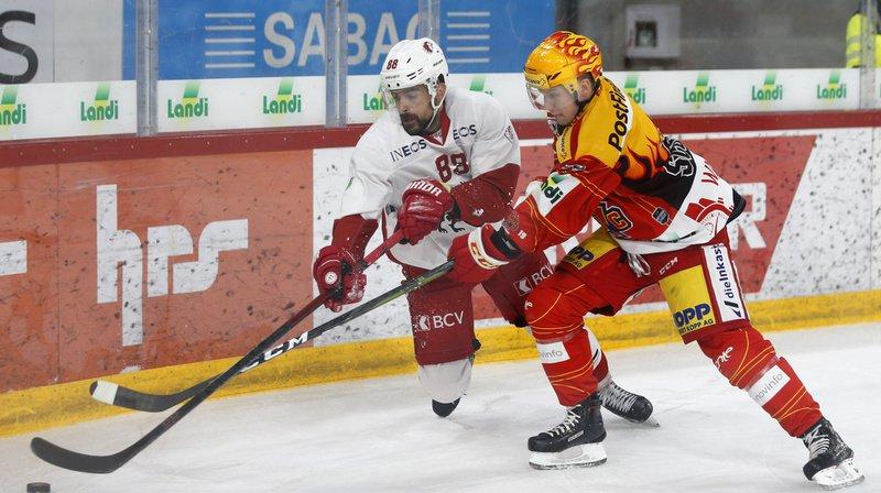 Bienne restait sur trois défaites consécutives avant le match contre Lausanne.
