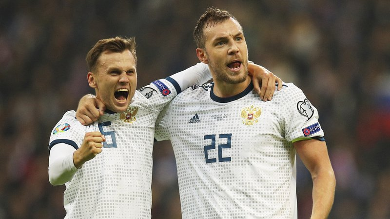 La Russie n'affrontera pas le Kosovo dans une rencontre UEFA. (archives)