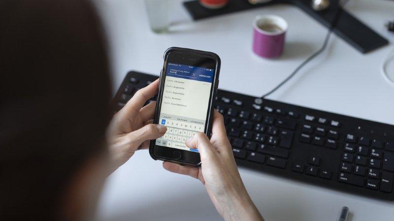 Technologies: nous tapons toujours plus vite sur le clavier de notre smartphone