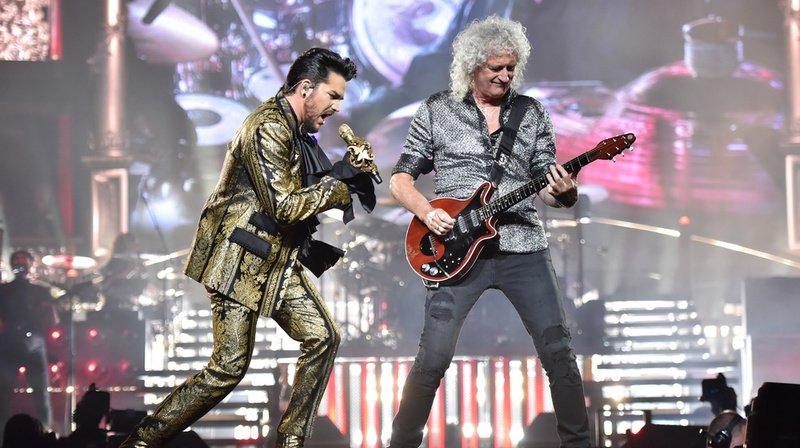 Le groupe Queen + Adam Lambert a annoncé 16 dates en Europe pour 2020, dont une en Suisse. (Archives)