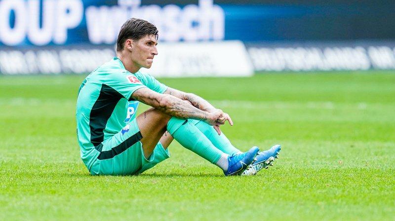 Le joueur d'Hoffenheim s'est résolu à se faire opérer en raison de douleurs persistantes.