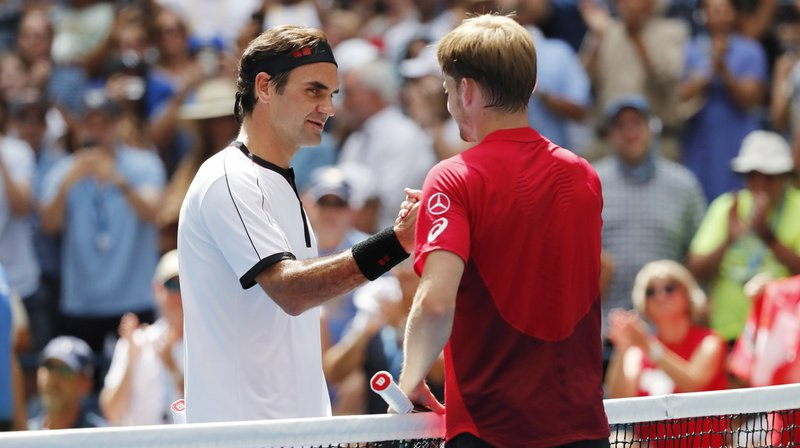Tennis – Masters 1000 Shanghai: Federer affrontera Goffin en huitièmes de finale